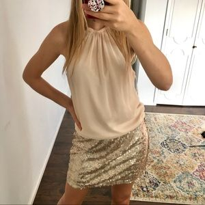 COPY - Jessica Simpson - sequin dress